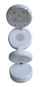 Динамики с лампой складные. Модель: NSP-039