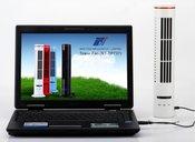 Настольный мини-вентилятор «Башня». NT-TP737