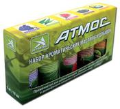 Набор масляных ароматических добавок (5 шт х 5 мл). Только для применения с приборами серии «АТМОС».