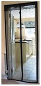 Антимоскитная дверная магнитная сетка Magic Mesh Buzz Off Модель: CH24765