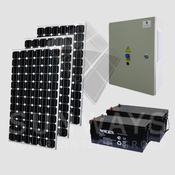 Автономные солнечные энергосистемы Санфорс 600 с установленной мощностью до 600 Вт