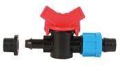 Стартовый кран-клапан на 8мм с уплотнителем для К/Л (OV031708R)