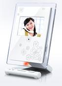 Видеотелефон с цветным 3,5-дюймовым дисплеем, P608
