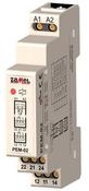 Контактор модульный Zamel, 8А кат.230VAC 2НО+2НЗ на DIN рейку (PEM-02/230)
