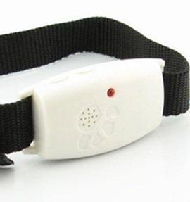 Ультразвуковой ошейник для отпугивания блох и клещей. Модель: PGT-041