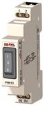 Модульный переключатель Zamel I-0-II на DIN-рейку 10А IP20 (PIM-03)