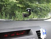 Универсальное автомобильное крепление для mAVR H.264х4