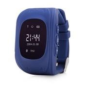 Wonlex Q50 Детские смарт-часы с GPS-трекером синие