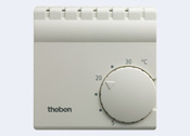 Theben RAMSES 701 терморегулятор электромеханический комнатный, накладной монтаж (7010001)
