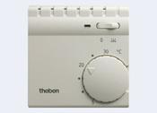 Theben RAMSES 704 терморегулятор электромеханический комнатный, накладной монтаж (7040001)