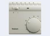 Theben RAMSES 706 терморегулятор электромеханический комнатный, накладной монтаж (7060001)