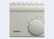 Theben RAMSES 708 терморегулятор электромеханический комнатный, накладной монтаж (7080001)