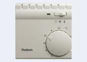 Theben RAMSES 709 терморегулятор электромеханический комнатный, накладной монтаж (7090001)
