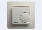 Theben RAMSES 741 RA терморегулятор электромеханический комнатный, врезной монтаж (7410131)