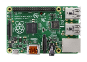 Миникомпьютер Raspberry Pi Model B+ 512M