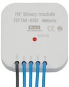 Интерфейсный модуль на 4 входа, RF Control RFIM-40B. (8595188137188)
