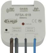 Мультифункциональный релейный микромодуль RF Control RFSA-61B. (8595188136242)