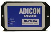 Модуль расширения ADICON, 8 релейных вых. 220VAC - 5A, RLY8-XA
