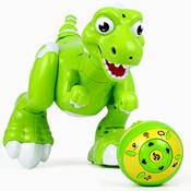 Радиоуправляемый интерактивный динозавр с паром Smart Dinosaur