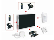 Беспроводная система сигнализации «GSM СТРАЖ S500 PRO»