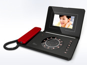 Видеотелефон с цветным 4,3-дюймовым дисплеем, S800
