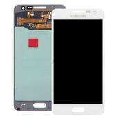 Дисплей, Samsung Galaxy A3 SM-A310F, белый, сервисный оригинал