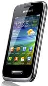 Смартфон Samsung Wave Y S5380 Black (Sand Silver)