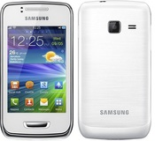 Смартфон Samsung Wave Y S5380 white