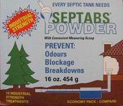 Септический концентрат гидроксид кальция SEPTABS POWDER в порошке