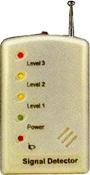 Персональный аналоговый детектор поля. SH-055S