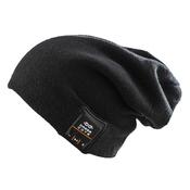 Шапка Hatsonic с беспроводными Bluetooth наушниками. Dress Cote Style 2 (чёрная) (1-8-003)