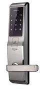 Биометрический электронный замок Samsung SHS-5230 с сигнализацией (розовый) (H705)