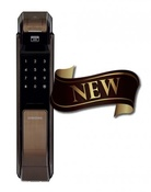 Samsung SHS-P718 XBU Brown биометрический электронный замок