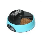 Автокормушка для кошек и собак Pets PF-05A с ЖК дисплеем и емкостью для льда