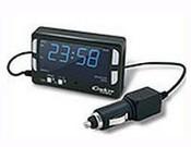 СК 0210-Ч-С Спектр Электронные часы для автомобиля