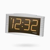 СК 1809-С-О Спектр сетевые электронные часы-будильник