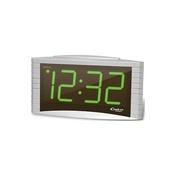 СК 1809-С-З Спектр сетевые электронные часы-будильник