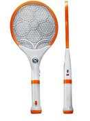 СКАТ 3 Электрическая ракетка-мухобойка с фонариком (HCX-746-1123-5)