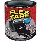 Сверхсильная клейкая лента Flex Tape Черная (152х10см.)