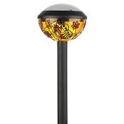 SL-PL32-TFN ЭРА Садовый светильник на солнечной батарее, пластик, цветной, 32 см (24/720)