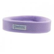 Беспроводные мягкие наушники для сна (Bluetooth) Sleephones wireless Breeze, бледно-лиловые