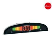 Slimtec P-LED 4.2 WR (задний) Парковочная система с беспроводным экраном