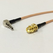 Антенный адаптер, переходник SMA-CRC9 для модемов и мобильных роутеров 3G / 4G
