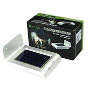 Автономная солнечная система освещения светильник 16Led с датчиком движения
