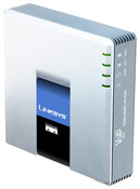 VoIP шлюз Linksys SPA3102
