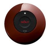Кнопка вызова SB5-1PBR (коричневая/красная) без подключения к пк