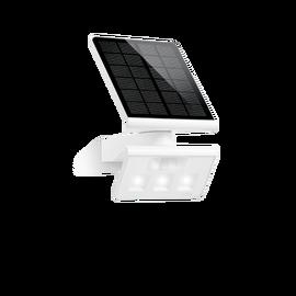 Steinel  XSolar L-S (671013) IP 44  silver/clear светодиодный светильник на солнечных батареях стальной