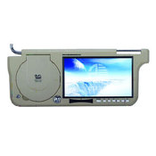 "Козырек-монитор DL 888 Sun Visor 8,5""  - Right  серый"