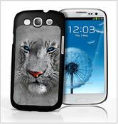 Сменный чехол от BB-Mobile для Samsung Galaxy III c 3D изображением SX-063