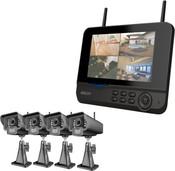 Беспроводной комлпект видеонаблюдения Goscam 8104JM-A7